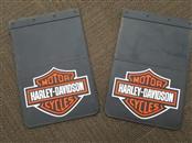 """HARLEY DAVIDSON 12""""X18"""" MUD FLAPS (PAIR)"""